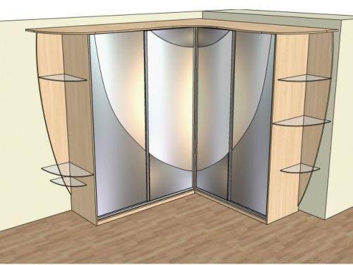Выбор дизайна шкафа