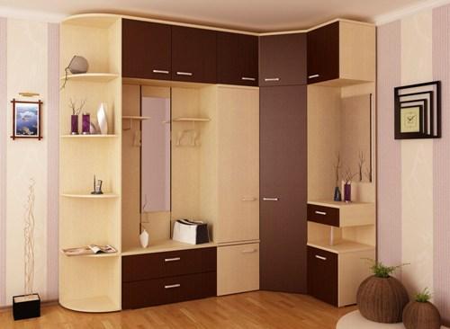 Дизайн шкафа для прихожей