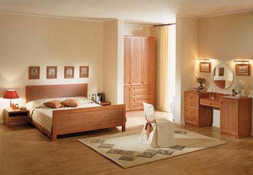 Какого цвета ламинат лучше для спальни?