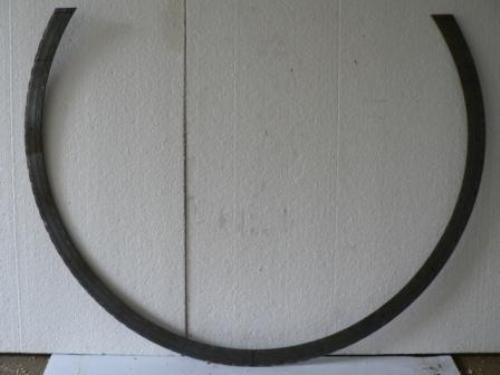 Поручень для круглого балкона
