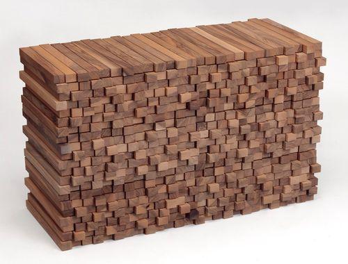 Мебель из брусков