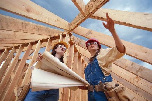 Технология строительства крыши
