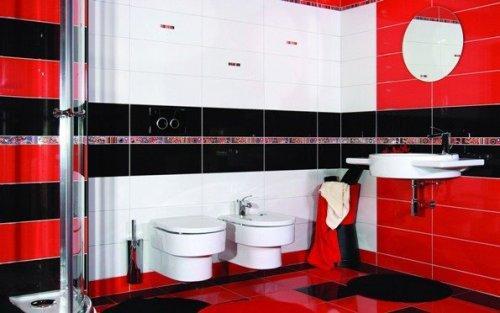 Сочетания оттенков в интерьере ванной