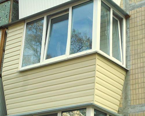 Балкон с выносом. Фото 8