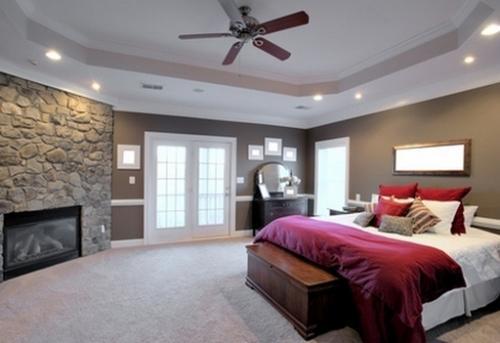 Ковролин в спальне. Фото 2