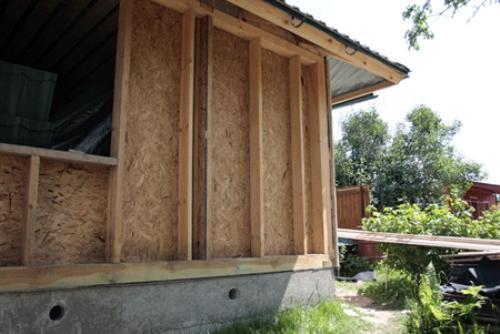 Ветрозащита стен в каркасном доме своими руками