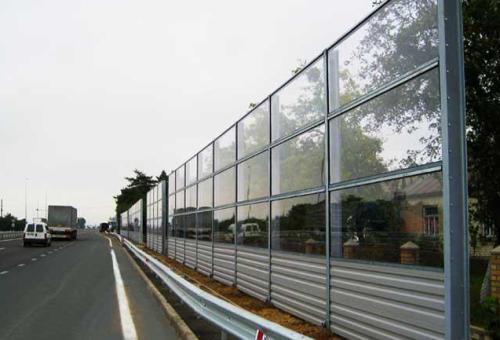 Забор от шума