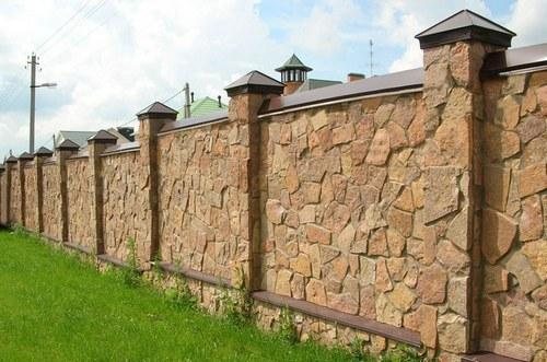 Забор виды заборов