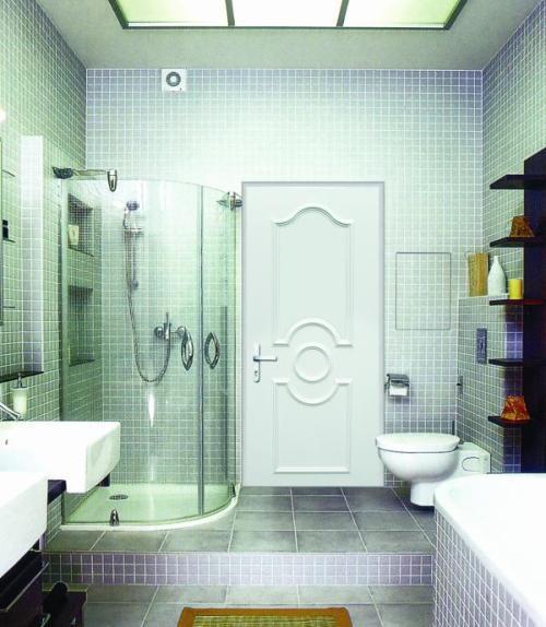 Двери в ванную комнату. Фото 3