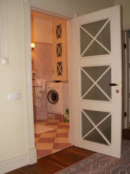 Двери в ванную комнату. Фото 5