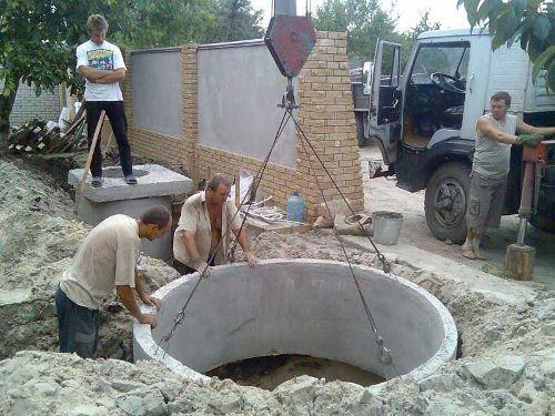 Как построить канализацию в частном доме?