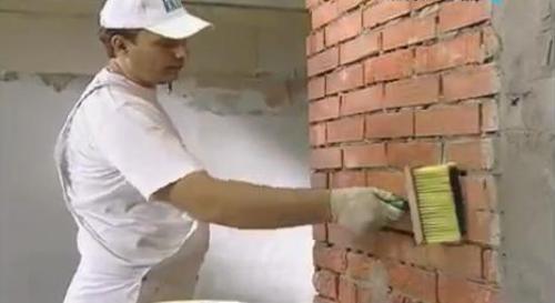 Штукатурка стен. Подготовка поверхности