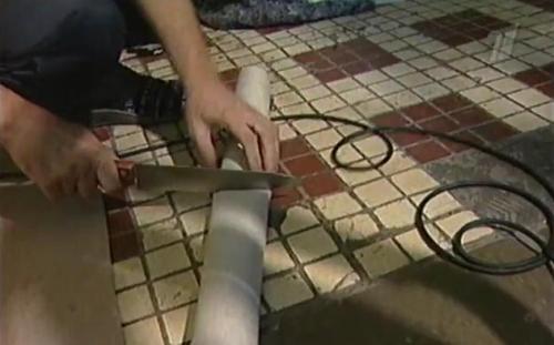 Теплый пол из металлопластиковых труб своими руками