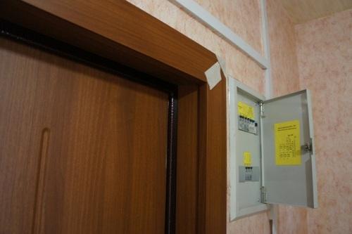 Отделка дверных проемов пластиком