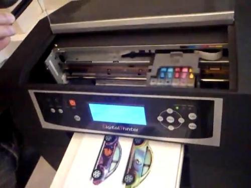 Печать на плитке
