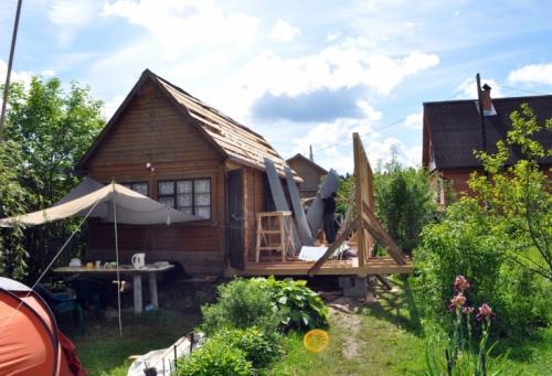 Строительство веранды. Как пристроить веранду к дому?