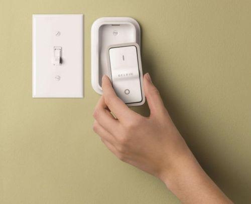 Преимущества беспроводного выключателя