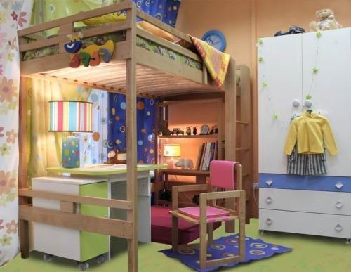Декор детской комнаты своими руками. Фото 10