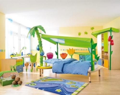 Декор детской комнаты своими руками. Фото 12