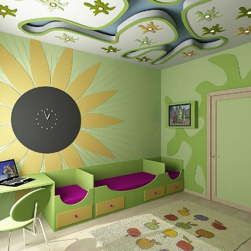 Декор детской комнаты своими руками. Фото 4