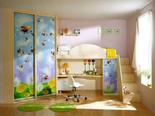 Декор детской комнаты своими руками. Фото 7