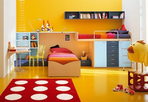 Декор детской комнаты своими руками. Фото 8