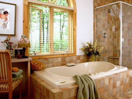 Декор ванной комнаты. Фото 3