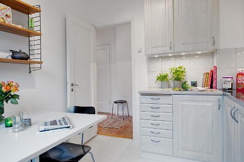 Дизайн двухкомнатной квартиры. Фото 11
