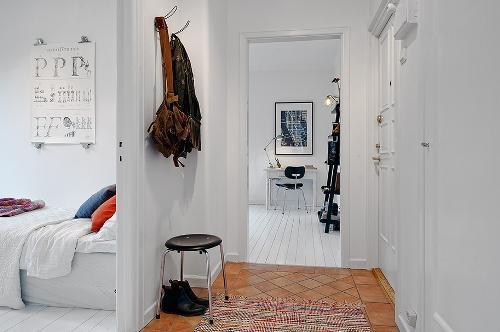 Дизайн двухкомнатной квартиры. Фото 6
