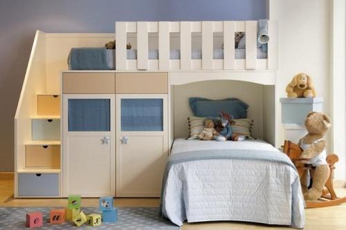 Дизайн маленькой детской комнаты. Фото 8