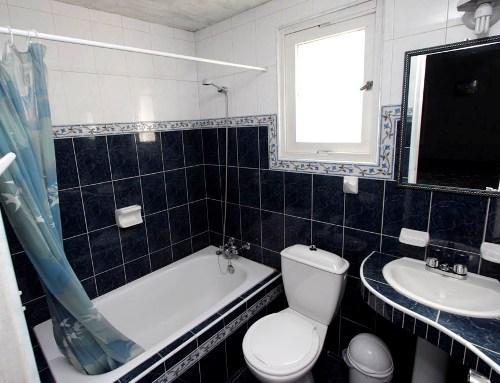 Дизайн маленькой ванной комнаты. Фото 5