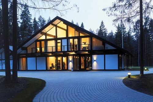 Дома в стиле фахверк. Фото 9