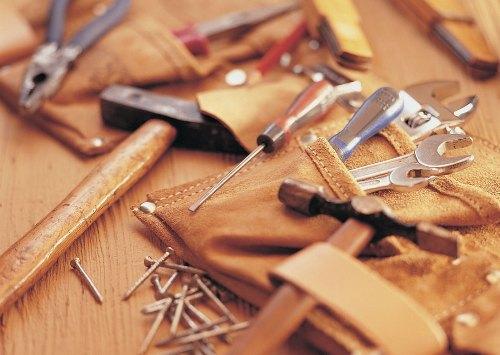 Этапы ремонтных работ