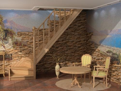 Выбираем правильно готовые лестницы на второй этаж