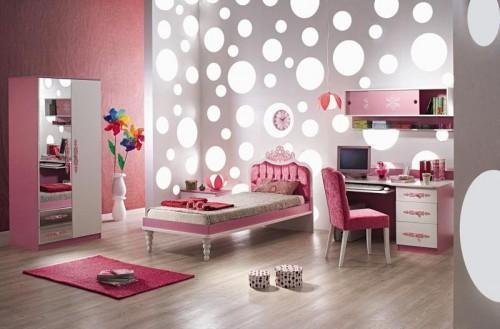 Советы по созданию интерьера детской комнаты для девочки