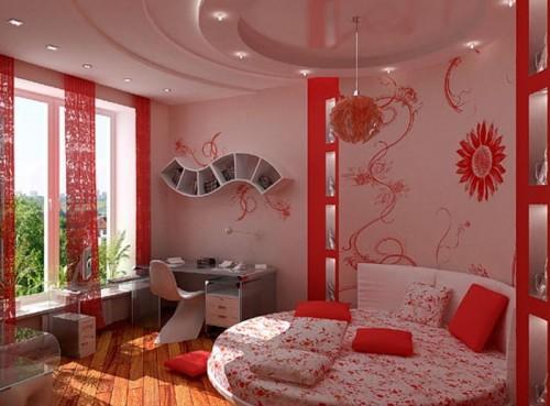 Интерьер детской комнаты для девочки. Фото 6