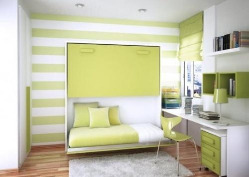 Интерьер маленькой детской комнаты. Фото 7