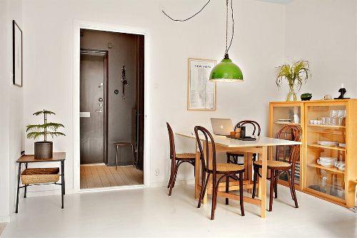 Интерьер маленькой квартиры. Фото 3