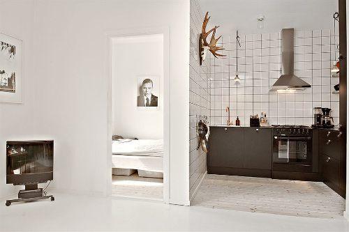 Интерьер маленькой квартиры. Фото 4