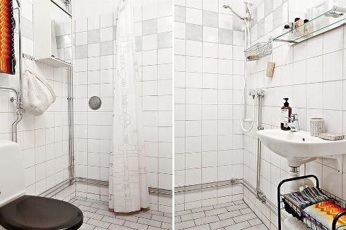 Интерьер маленькой квартиры. Фото 8