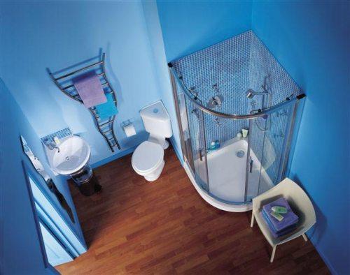 Как правильно планировать интерьер маленькой ванной комнаты?