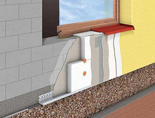 Теплоизоляция наружных стен. Оптимальные показатели