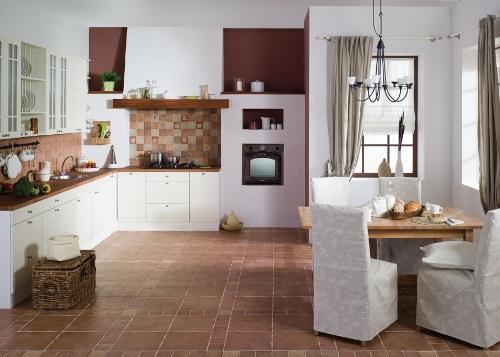 Кафельная плитка для кухни. Фото