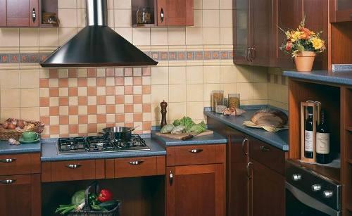 Кафельная плитка для кухни. Фото 4