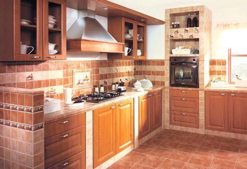 Кафельная плитка для кухни. Фото 5