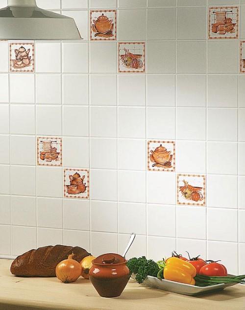 Кафельная плитка для кухни. Фото 6