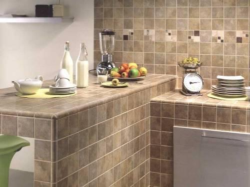 Кафельная плитка для кухни. Фото 9