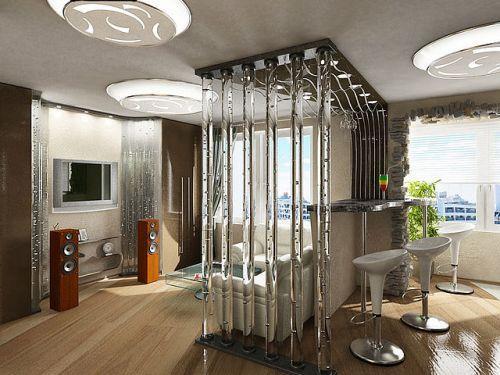 Как перепланировать однокомнатную квартиру? Фото 10