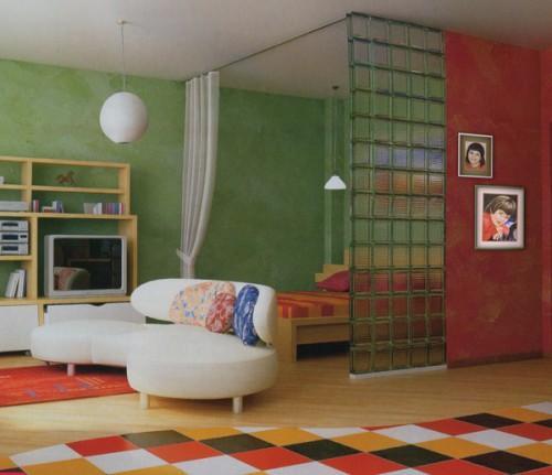Как перепланировать однокомнатную квартиру? Фото 13