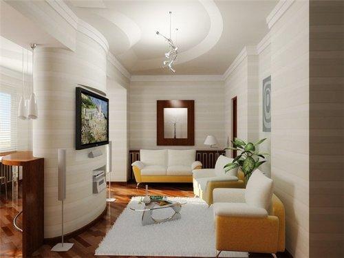 Как перепланировать однокомнатную квартиру под себя?